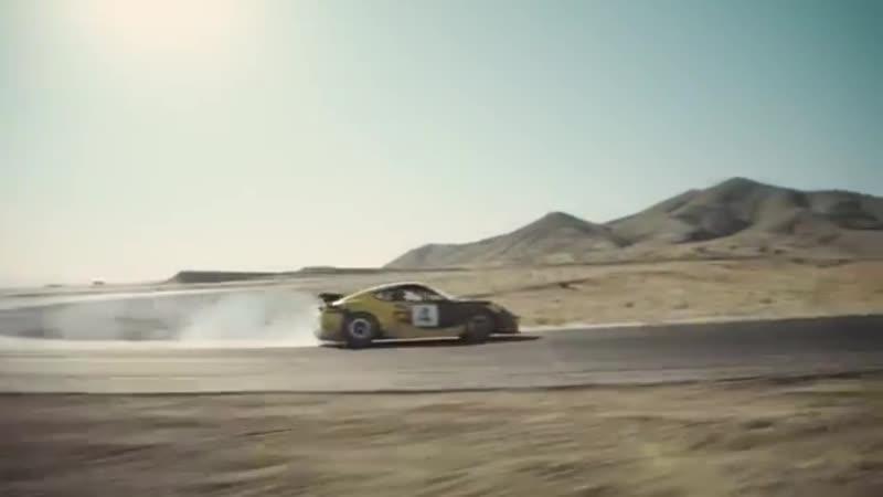 Porsche 718 Cayman GT4 Clubsport. Трековый