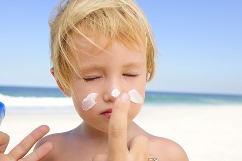 Аллергия на солнцезащитный крем фото