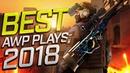 CS:GO - BEST PRO AWP Plays 2018 (Fragmovie)