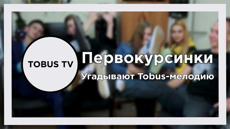 Угадай Tobus-мелодию новички Tobus TV