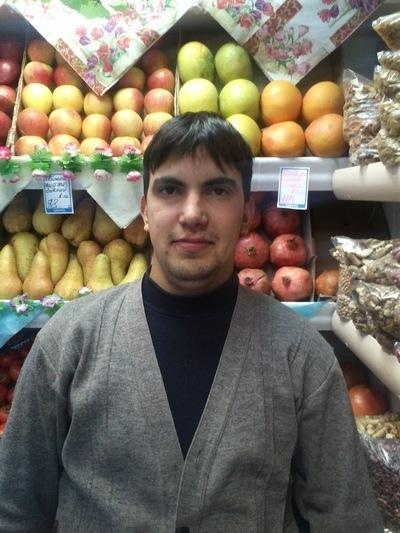 Turan Elesov, 6 сентября 1988, Москва, id196044418