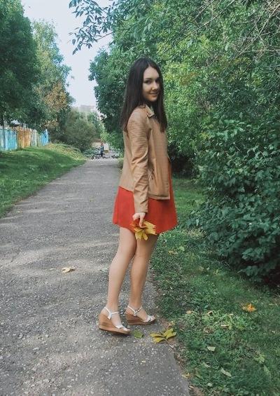 Анастасия Мирошникова