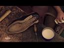 Cận cảnh quá trình làm giày goodyear welt từ do chân đến chọn da  goodyear welt construction