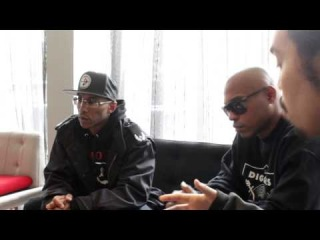 Onyx - 2014 - London, UK - Interview May 19, 2014 - I Am Hip Hop Magazine Meet ONYX
