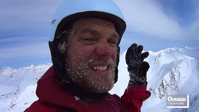 Jeremy Jones' Higher - First Run in Alaska