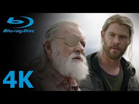 Thor: Ragnarok - Odin Departs