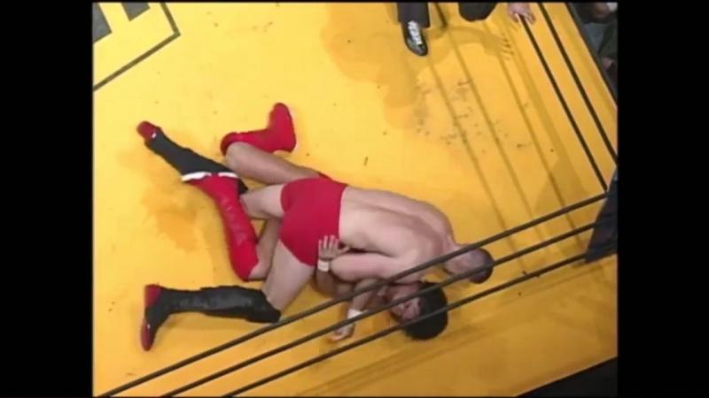 Семми Шилт 138 кг ломает японца 74 кг