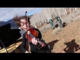 Halo Medley - Firefight - Lindsey Stirling and William Joseph - DEVINSUPERTRAMP