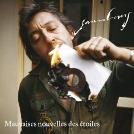 Serge Gainsbourg альбом Mauvaises Nouvelles Des Etoiles-Version Internationale