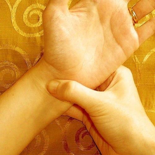 Самочувствие и точечный массаж. (8 фото)