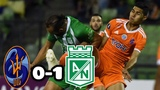 Dep La Guaira vs Atletico Nacional 0-1 Resumen &amp Gol