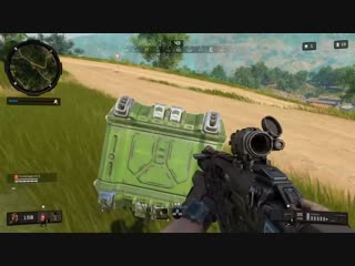 Oh hey look a supply drop what luck! Black Ops 4