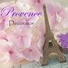 """Provence Decorator"""