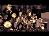 St James Infirmary King Britt Remix Animated Cartoon New Orleans Preservation Hall Jazz Band in HD
