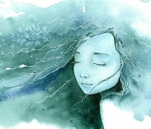 Русалочка. Взгляд со стороны Синие-синие волны качали морскую пену. Счастья, счастья тебе, моя девочка.Я всегда любила ее сильнее всех. Сильнее Владычицы и отца, сильнее сестер и любого из