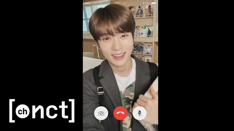 FaceTime with NCT 127 ♥︎ Happy Valentine's Day (Behind cuts)
