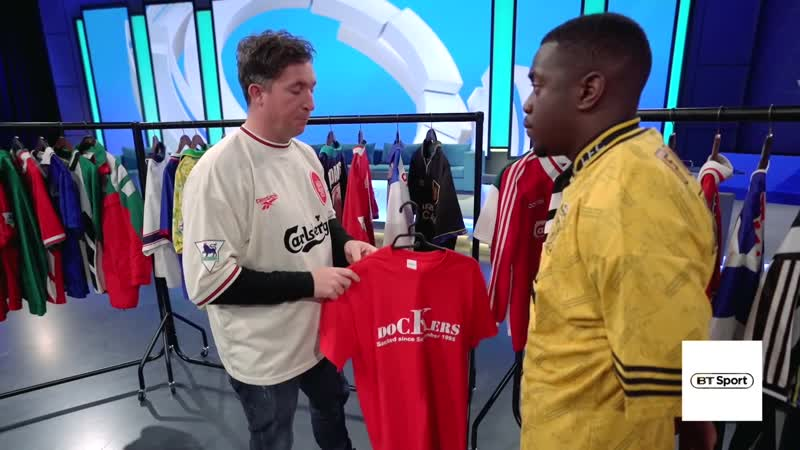 What I Wore Robbie Fowler