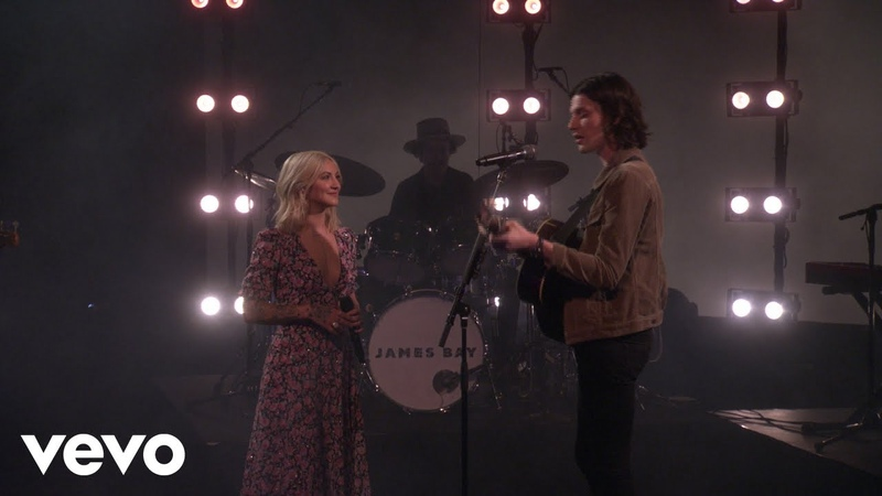 James Bay - Peer Pressure (live on the Ellen DeGeneres Show 2019) ft. Julia Michaels