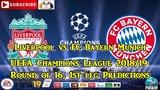 Liverpool vs FC Bayern M