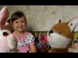 Заяц и Лиса - Сказка на английском языке для детей