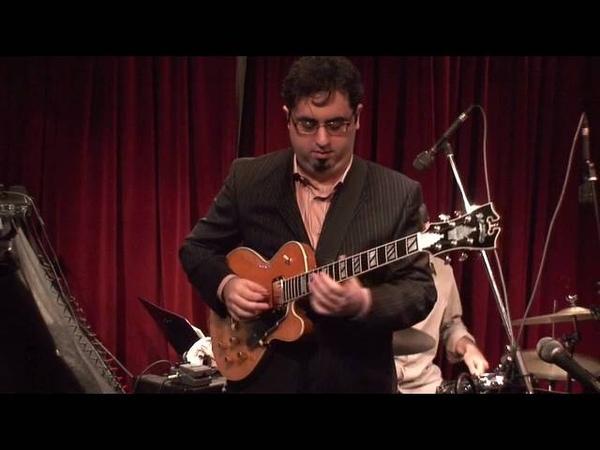 SCOTT DENETT THE NEW YORKER Live Jazz Guitar Trio