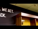 Watch as the home dressing room at Molineux undergoes a facelift