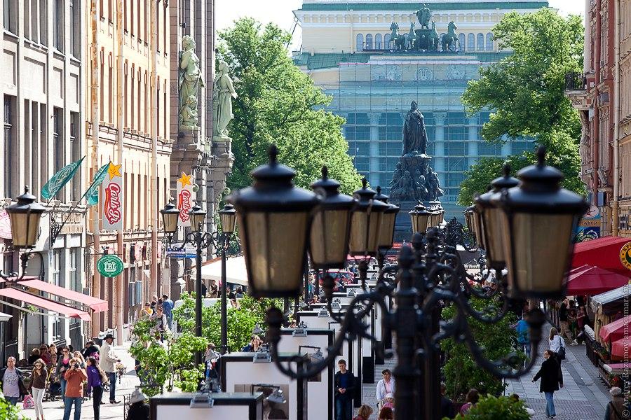 улица имени Цоя