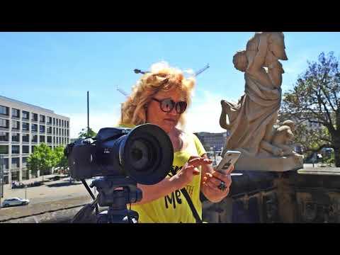 Foto video reise durch europe,, Dresden,,