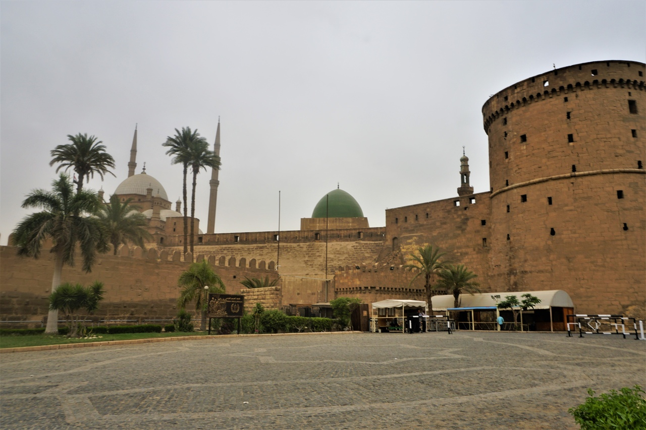 Цитадель Каира - блеск и нищета Египта