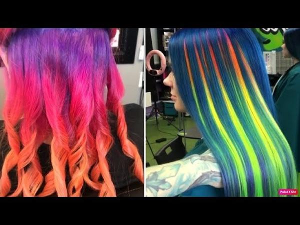 Best Hair Transformation Compilation 13 ♡
