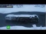ДТП Пассажирский автобус упал в реку в Алтайском крае 16 пострадавших