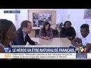 Le maire de Montreuil propose à Mamoudou Gassama de devenir citoyen d'honneur de la ville
