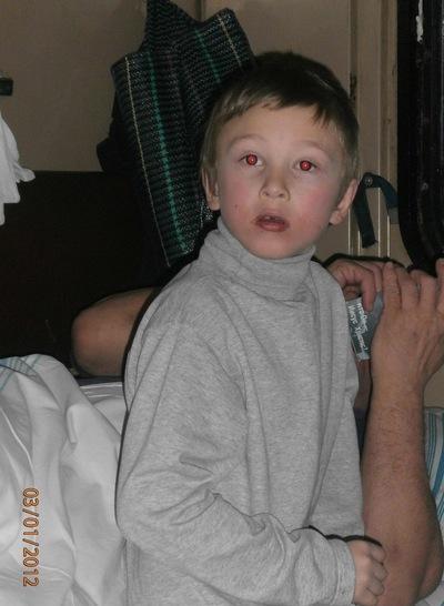Владислав Кривошеев, 17 апреля , Луганск, id219377892