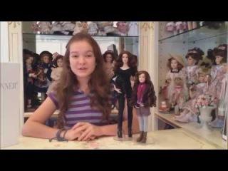 Кукла Тоннер Ренесме Каллен. Суммерки. Doll Renesmee Cullen Twilight Tonner. Gulnas Gulnaz.