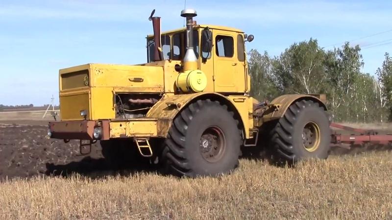 Сельскохозяйственная Техника Трактор К-700