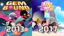 Evolution of Steven Universe Games 2013-2017