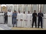 По личному приглашению наследного принца Абу-Даби, дорогого БРАТА,шейха Мухаммеда бен Зайед Аль Нахайана принял участие в ифтаре