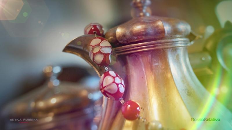Такие разные украшения из муранского стекла в магазинах РоссоРелативо