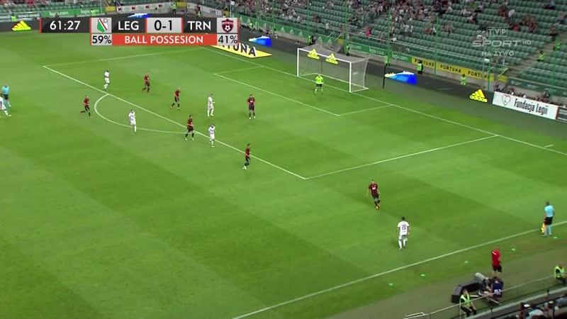 2018-07-24_LegiaWarszawa-SpartakTrnava_Tvp Sport Skrot Meczu Highlights.