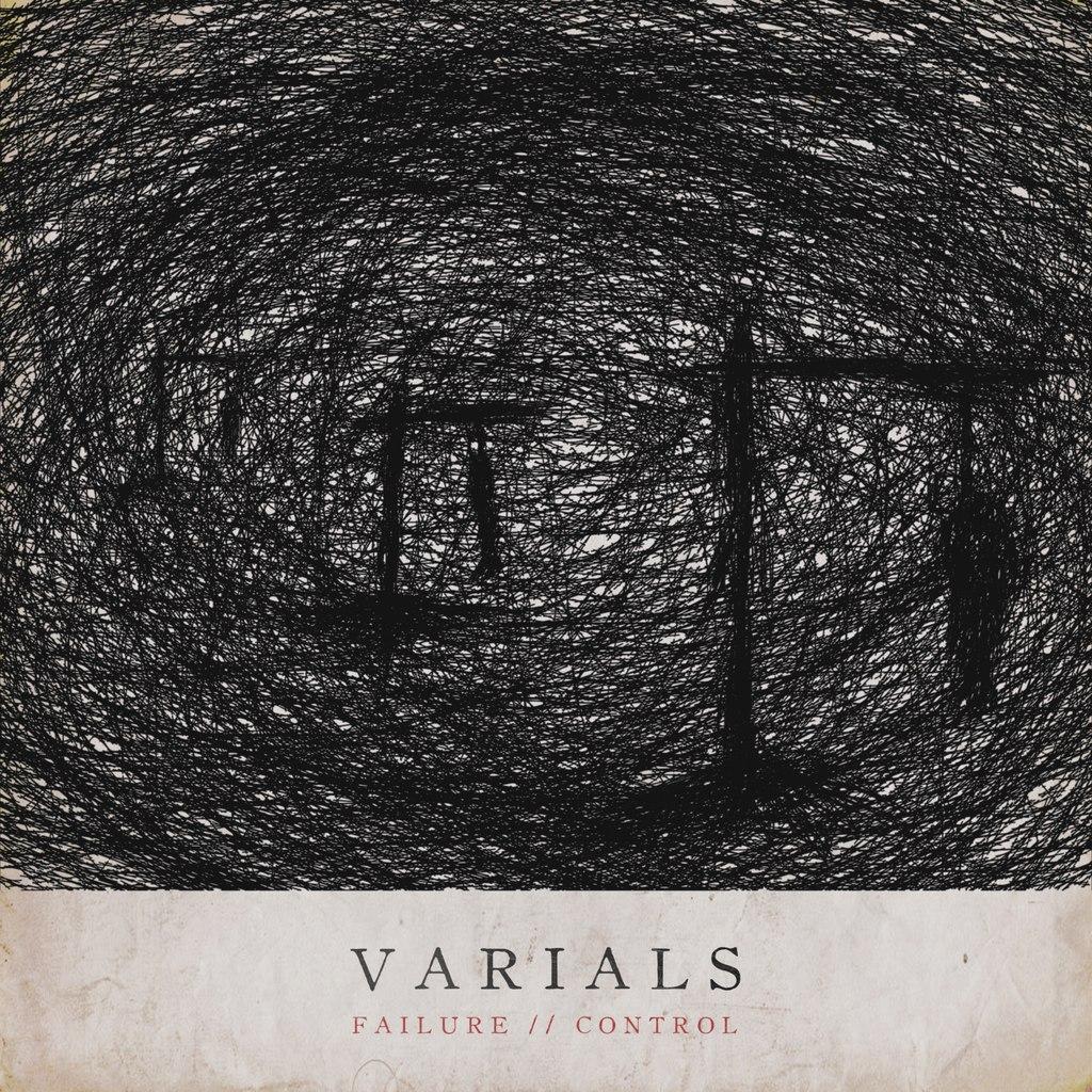 Varials - Failure//Control (EP) (2015)