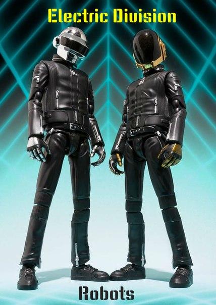 Electric Division - Robots