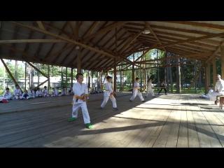 Aikido Summer Camp 2018