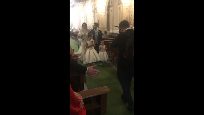 Matrimonio messa
