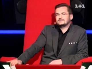 ქართველი მომღერალი უკრაინულ ტალანტების შ Грузинскии певец в Украина мае таланты ))
