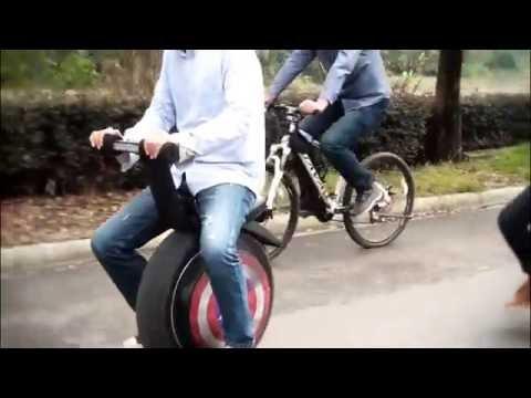 Прорыв в мире гироскутеров - EcoDrive Moto (Toxozers, Forthgoer, Ryno) Новосибирск