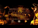 BENDY CHAPTER 3 SONG (INSTRUMENTS OF CYANIDE FT. CALEB HYLES CHI-CHI) - DAGame
