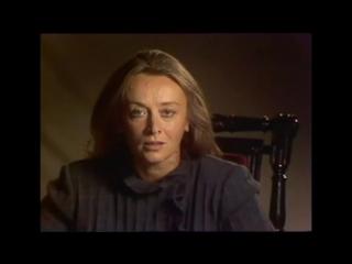 Маргарита Терехова читает стихотворение Марины Цветаевой Идёшь на меня похожий