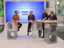 ГТРК ЛНР Утро на Луганск 24 А Дубенко К Вихрова 9 января 2018