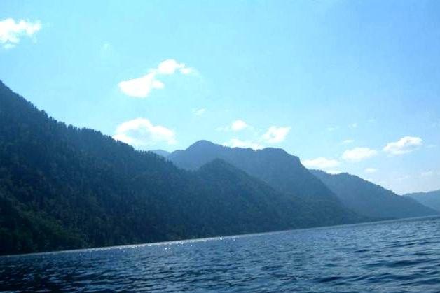 Озеро Телецкое-2012