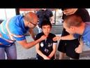 Тесак против Педафила Пятый выпуск Узбек сантехник